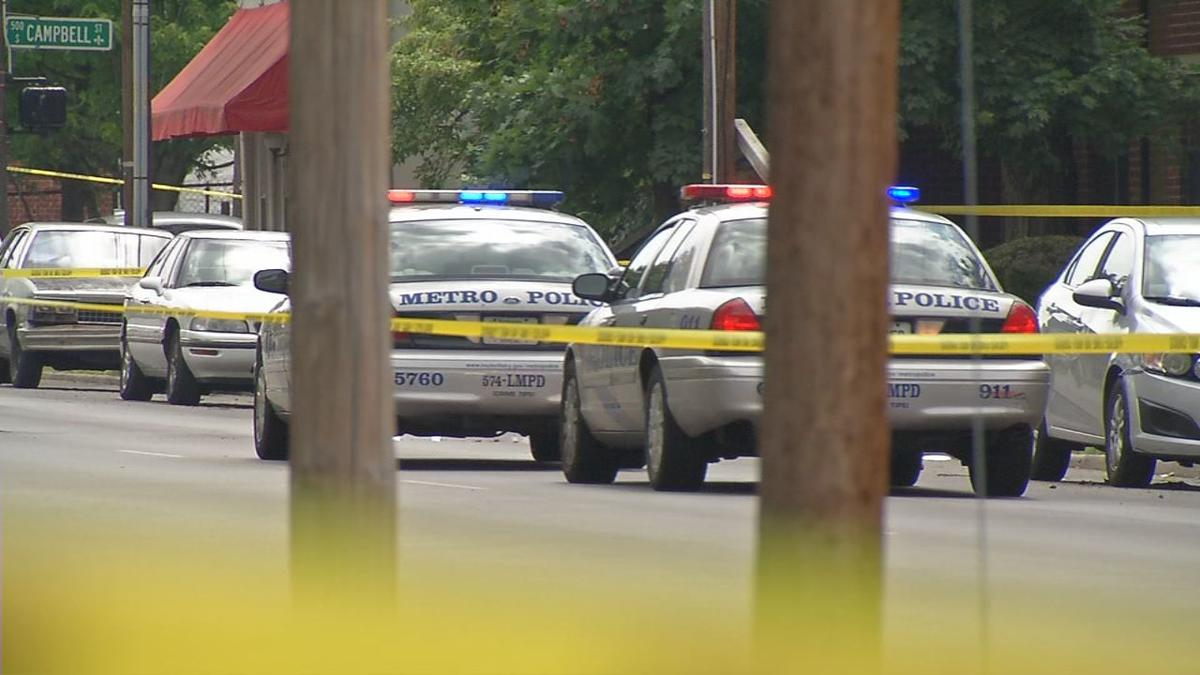 Louisville shaken by homicides