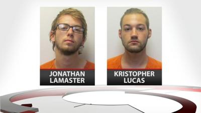 Jonathan Lamaster and Kristopher Lucas