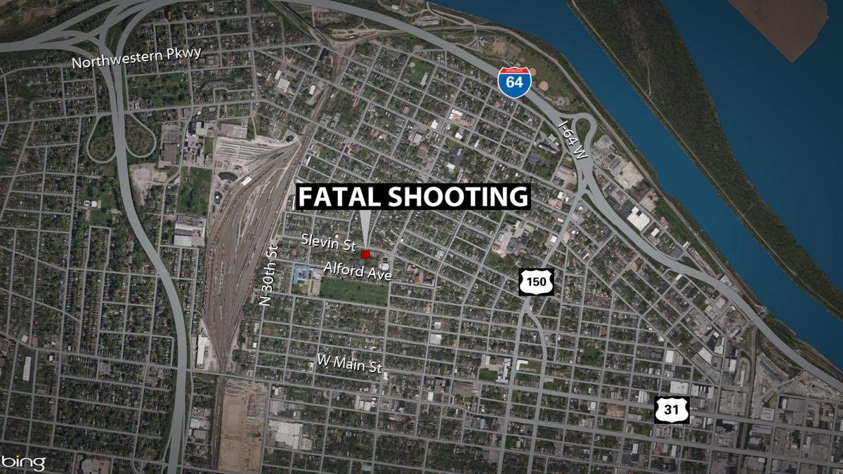 Slevin Street Homicide Map
