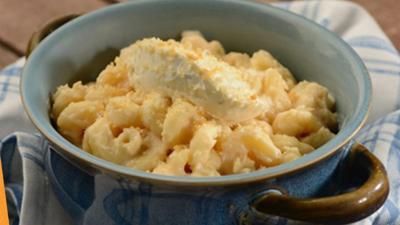 Disney Gourmet mac n cheese