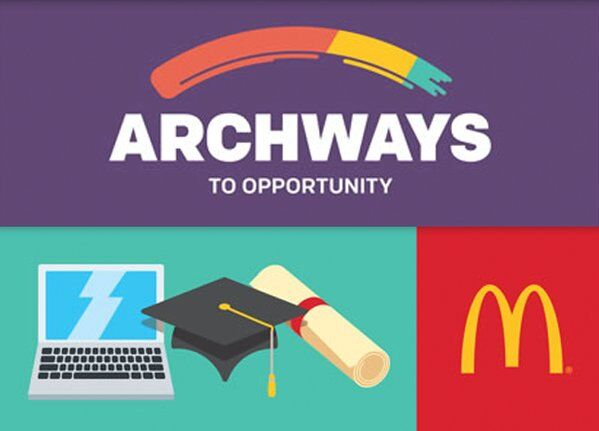 McDonalds Archways to Opportunity