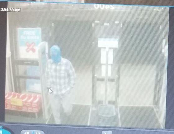 Walgreens Robbery 1, Columbus