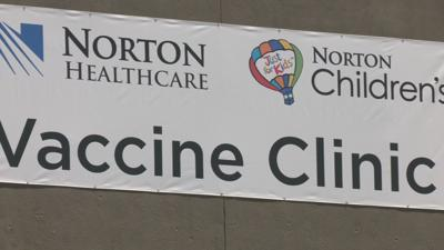 Norton Children's Vaccine Clinic 05-12-21