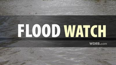 Flood Watch Issued for Monday