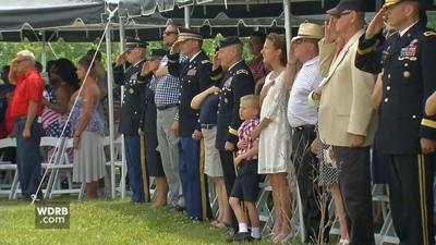 Ceremony in Radcliff honors country's fallen soldiers