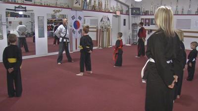 Mt. Washington martial arts gym uses fundraiser to 'kick-out' veteran suicide