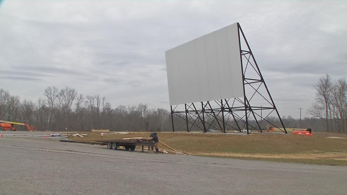 Drive In Theater In Oldham County Preparing To Reopen Friday Night News Wdrb Com
