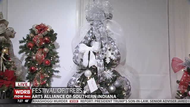 See festive Christmas trees and help out the Home of the Innocents