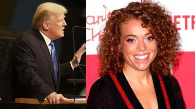 President Trump lashes out at comic who roasted chief spokeswoman at White House correspondents' dinner