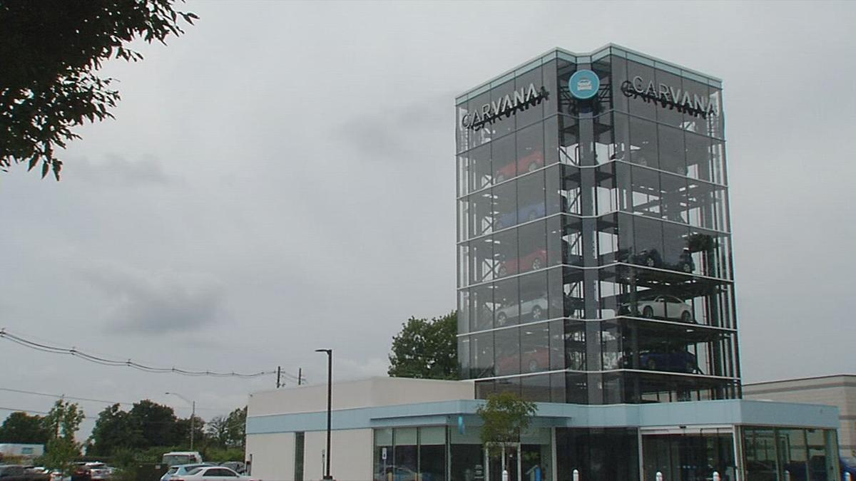 Carvana Tower