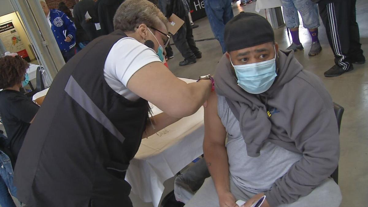 UofL Health, churches host single-day COVID-19 vaccination event in west Louisville