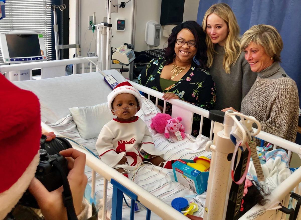 JENNIFER LAWRENCE AT NORTON CHILDRENS XMAS 2018 2.jpg