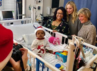 JENNIFER LAWRENCE AT NORTON CHILDRENS XMAS 2018 2.jpg