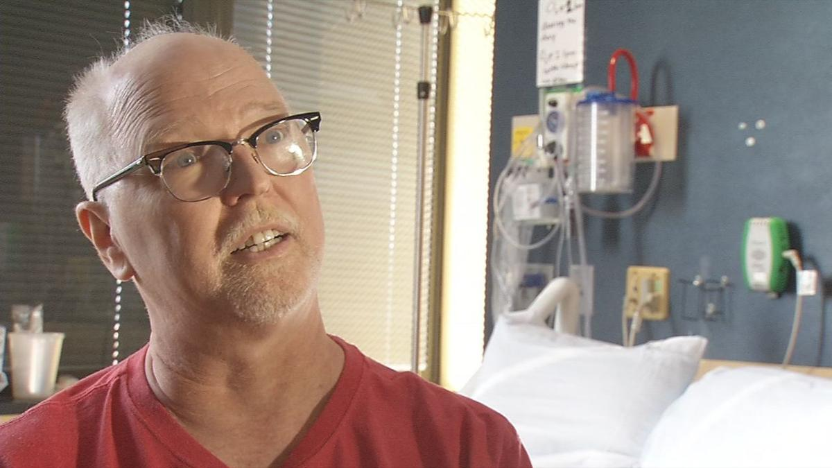 Mike Olsen (double lung transplant recipient)