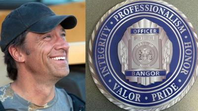 Maine police department's humorous Facebook page gets shout-out from 'Dirty Jobs' star Mike Rowe