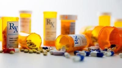 PRESCRIPTIONS - PILL BOTTLE - PILLS - DRUGS PHARMACEUTICAL - GENERIC GRAPHIC.jpg