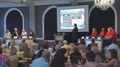 Louisville media members face politicians in 'Family Feud' fundraiser