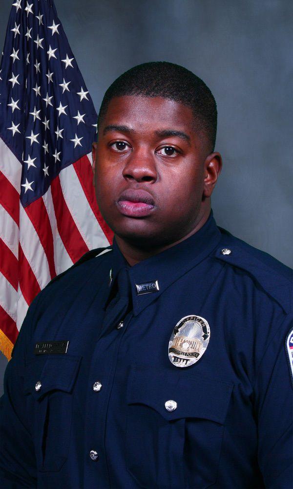 LMPD officer Michael Abernathy