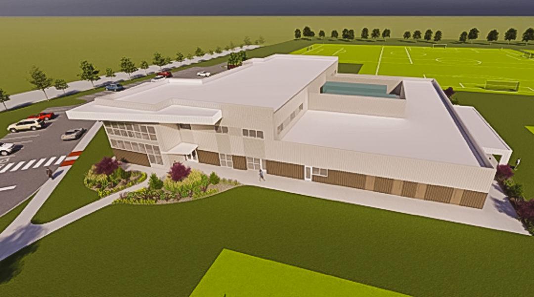 LouCity FC training facility