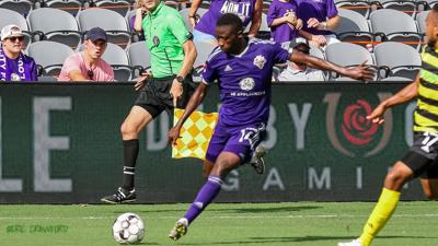 Lou City home opener 7-12-20