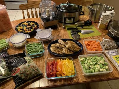Healthy eating - Keith Kaiser 1-7-19