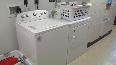 Fern Creek High School uses new Laundry and Loot Center to help students in the classroom