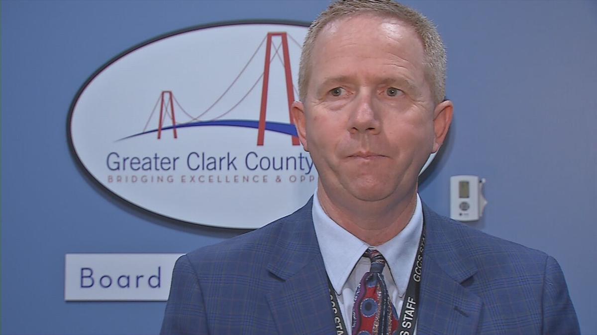 GCCS Superintendent Mark Laughner