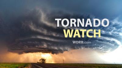 A Tornado Watch Issued