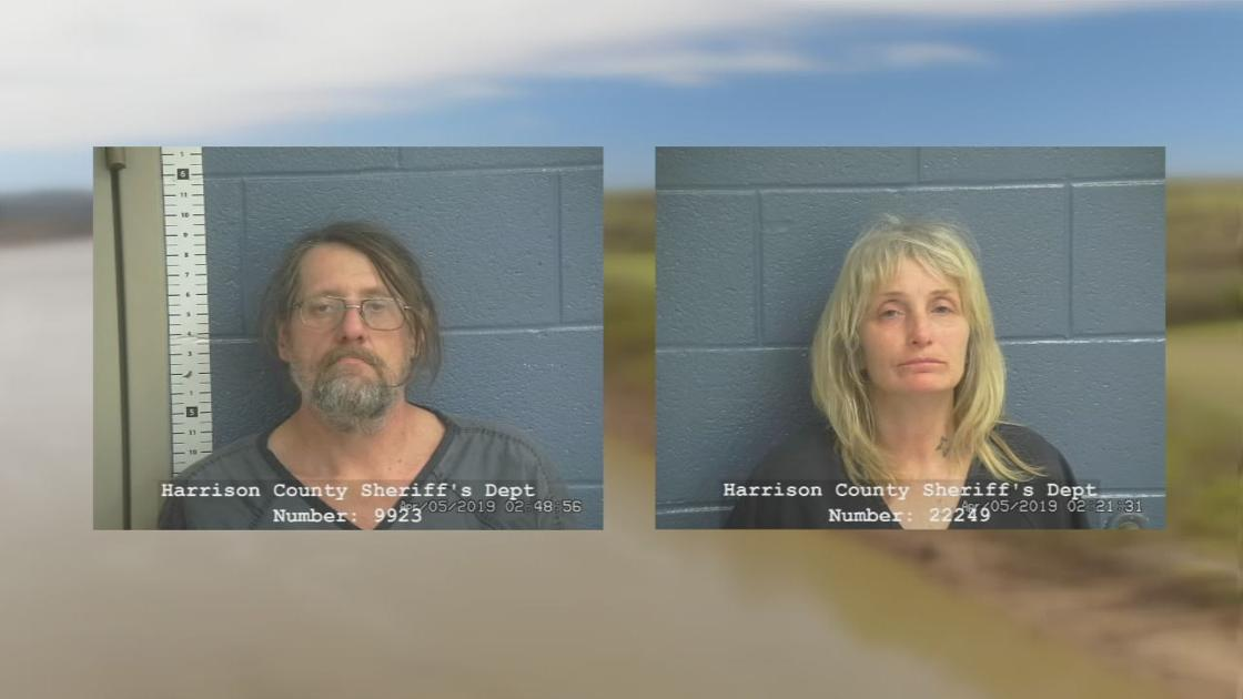 Southern Indiana couple accused of looting American Indian