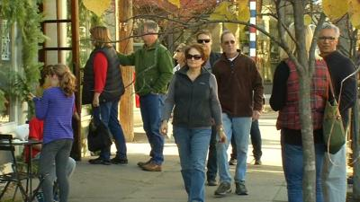 Small Business Saturday encourages shoppers to buy local