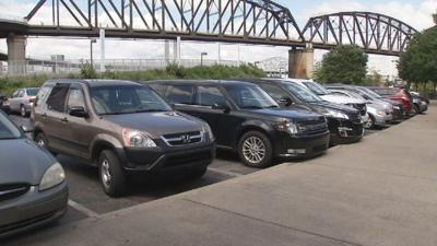 New proposal would make Waterfront Park visitors pay for parking