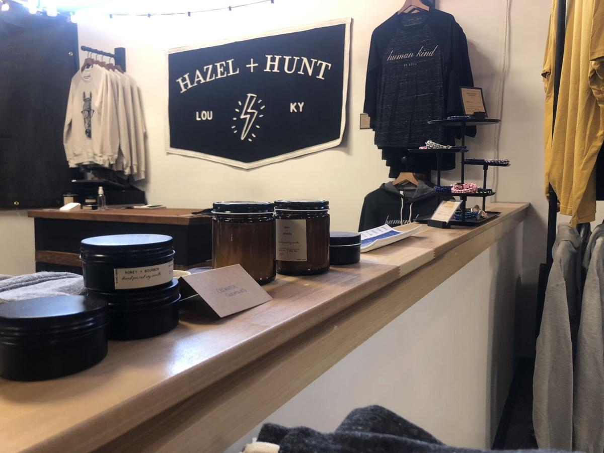 Shop local at Hazel & Hunt