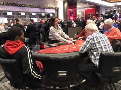 SUNDAY EDITION | Southern Indiana casino raises stakes for Louisville-area gambling scene
