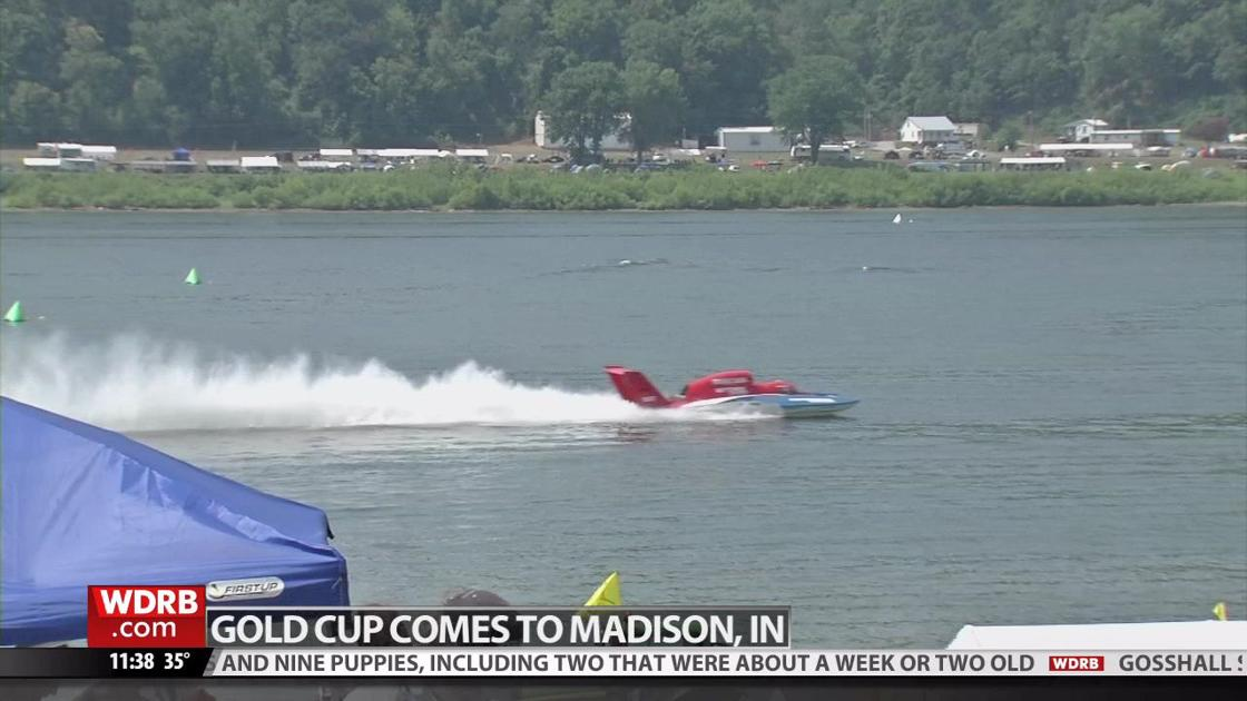 Gold Cup - 'Holy grail of hydroplane racing' - returns to
