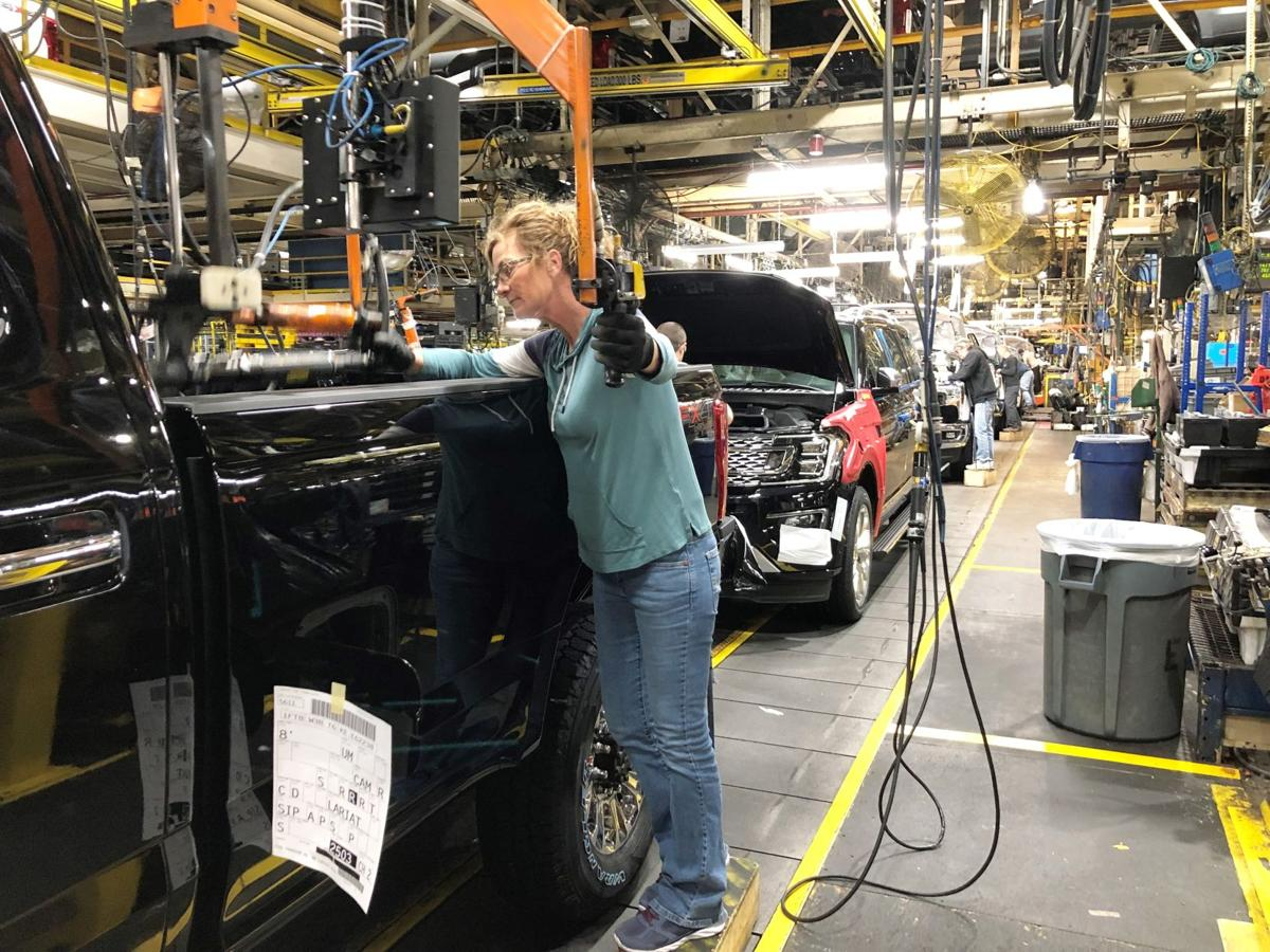 Ford KTP Super Duty production 2019