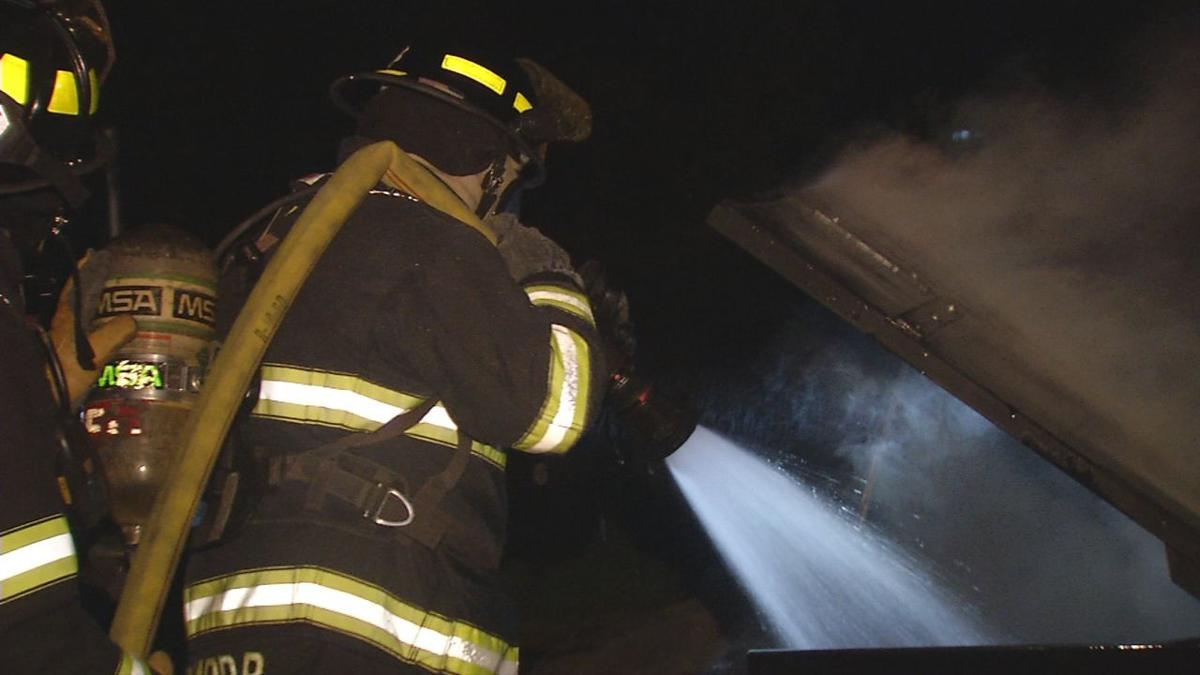 Mt. Washington firefighter shortage