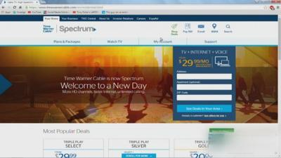 Spectrum says customers can keep Time Warner prices
