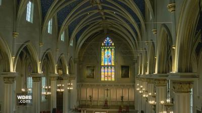 The Archdiocese of Louisville's Cathedral of the Assumption