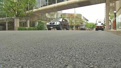 Downtown Louisville drivers thrilled to see newly paved streets