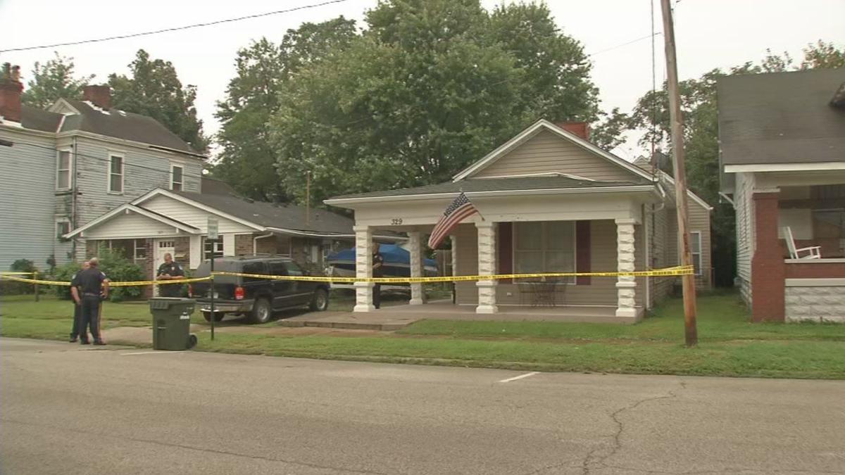 Tammy Jo Blanton Crime Scene House
