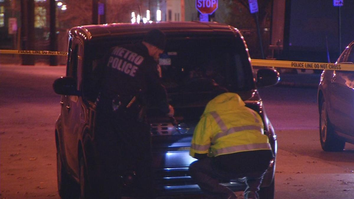 Man hit, killed by car near downtown Louisville