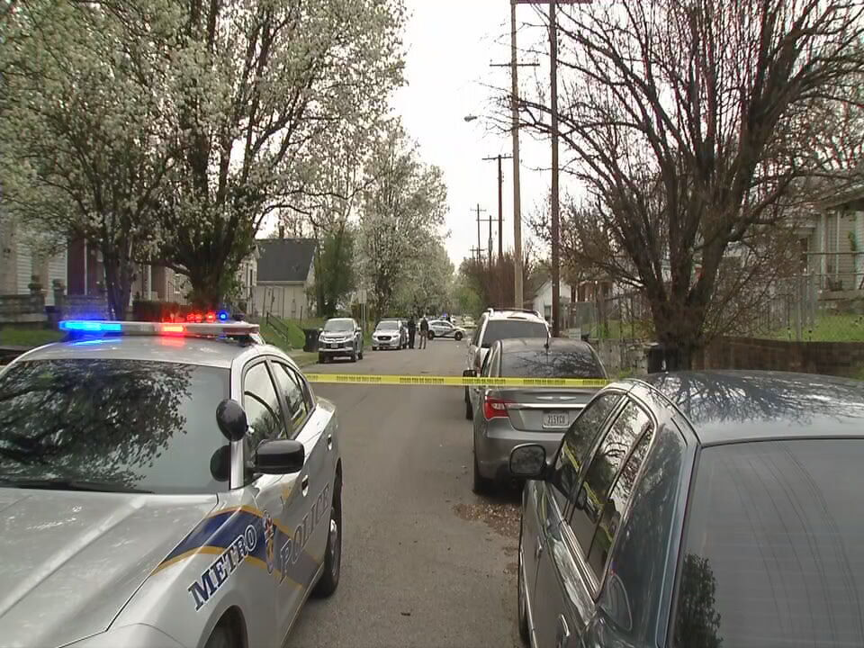 LMPD investigates homicide in Louisville's Park Hill neighborhood