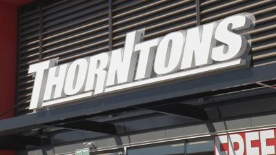 Ribbon-cutting on new Thorntons on Taylor Blvd. in Hazelwood neighborhood (Aug. 16, 2019)