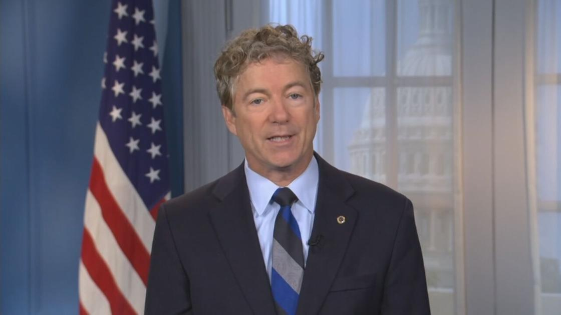 Sen. Rand Paul says debate among officials during pandemic is 'good'
