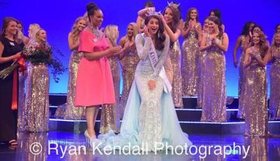 Miss Jefferson County Katie Bouchard named Miss Kentucky