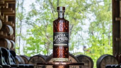 Jeptha Creed Straight Bourbon
