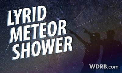 METEOR SHOWER TONIGHT! When & Where To Look For The Lyrids