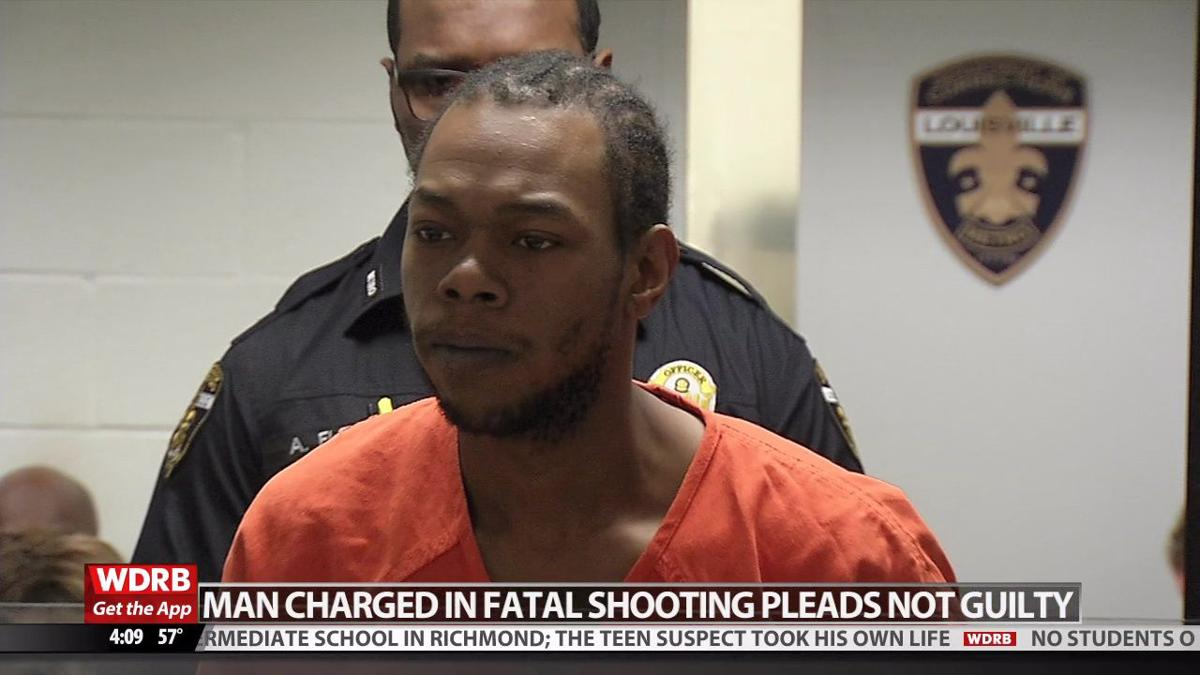 Not guilty plea entered for man accused of fatal shooting near Dixie Highway