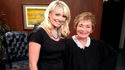 Behind the Scenes with Judge Judy