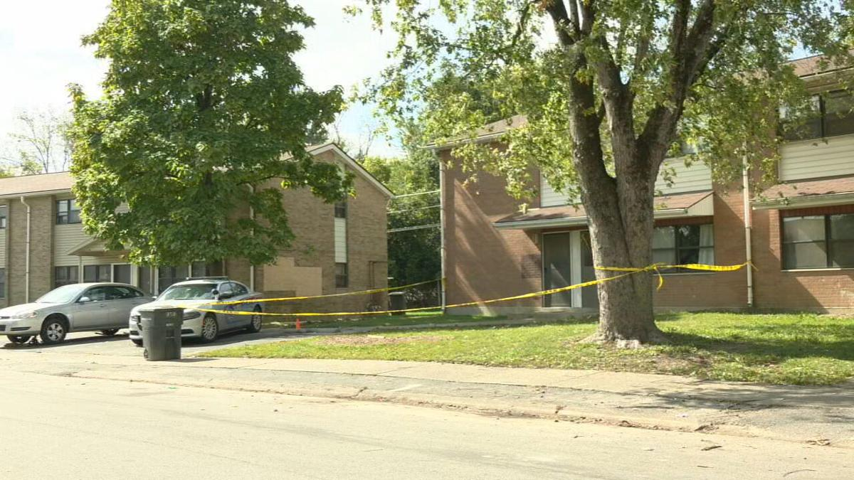 Crime Scene at Northtown Terrace Apartments